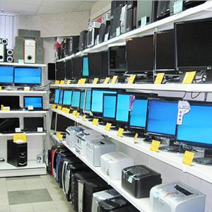 Компьютерные магазины Нового Некоуза