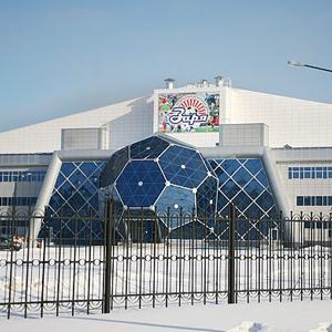 Спортивные комплексы Нового Некоуза